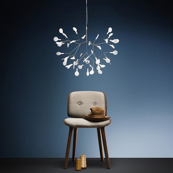 Moooi Heracleum II Small LED Chandelier