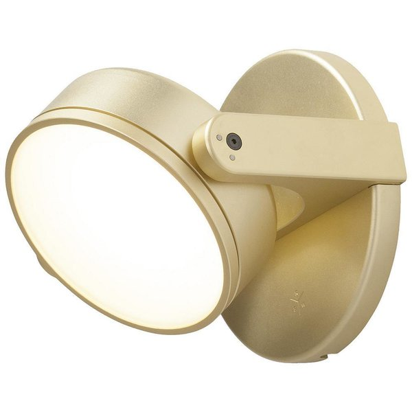 Rich Brilliant Willing Monocle LED Wall Sconce