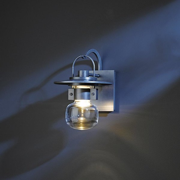 Hubbardton Forge Mason Outdoor Wall Sconce