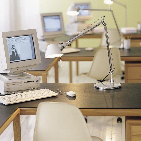 Artemide Tolomeo Mini Table Lamp - Incandescent