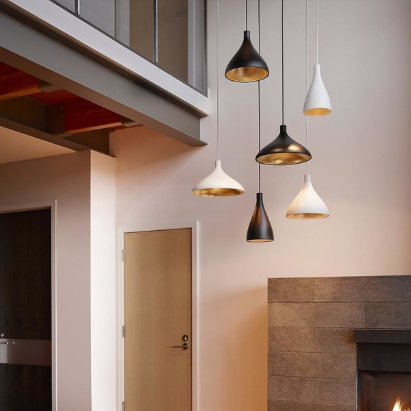 Pablo Designs Swell Narrow Pendant