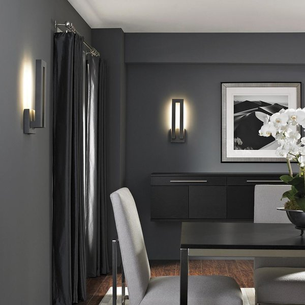 Forq Indoor/Outdoor LED Wall Sconce by Modern Forms