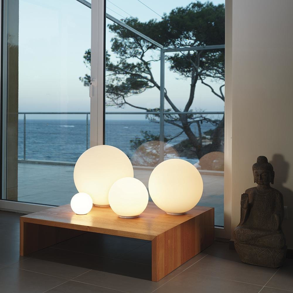 Photo 1 of 1 in Dioscuri Table Lamp by Artemide