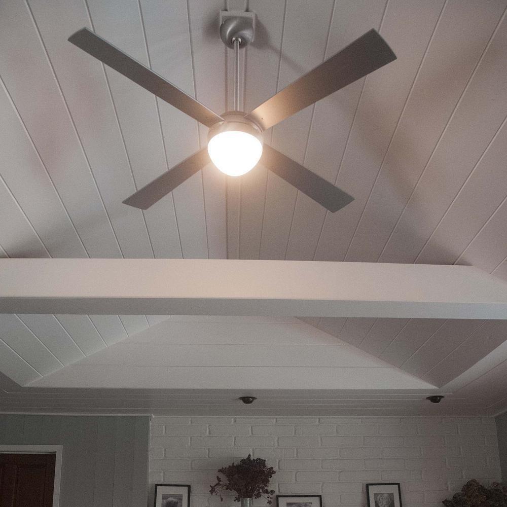 Modern fan company ball ceiling fan by lumens dwell mozeypictures Gallery