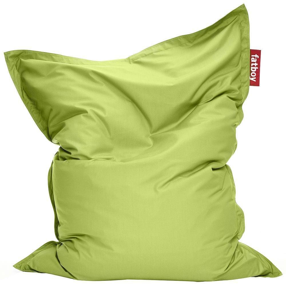 Fatboy original outdoor bean bag by fatboy by lumens dwell for Bean bag chaise longue