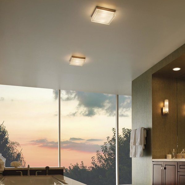 Boxie Flushmount by Tech Lighting