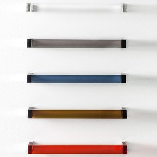 Rail Towel Rail by Kartell