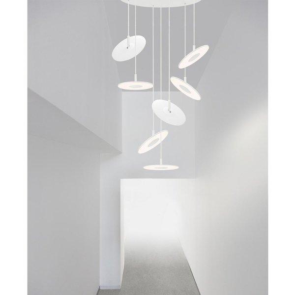 Circa Multi-Light LED Pendant by Pablo Designs