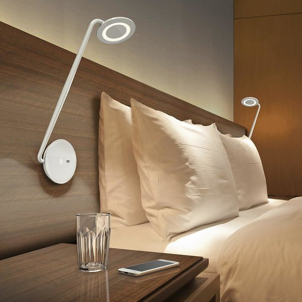 Pixo Optical LED Wall Sconce by Pablo Designs