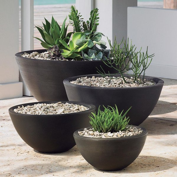 Delano Planter by Crescent Garden