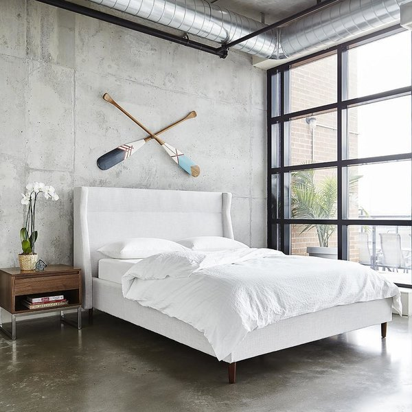 Carmichael Bed by Gus Modern