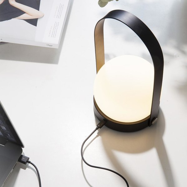 Carrie LED Lamp by Menu