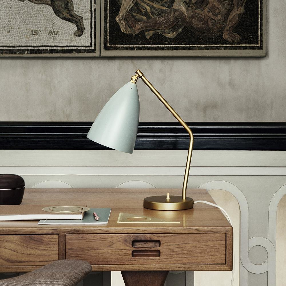 Photo 1 of 1 in Grasshopper Table Lamp by Gubi