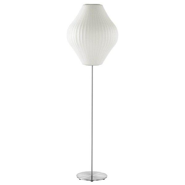 Lotus Bubble Floor Lamp - Pear by Herman Miller