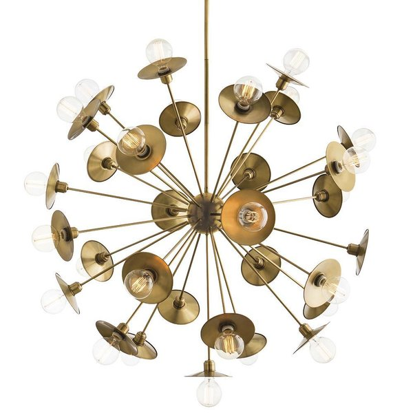 Keegan Large Chandelier by Arteriors