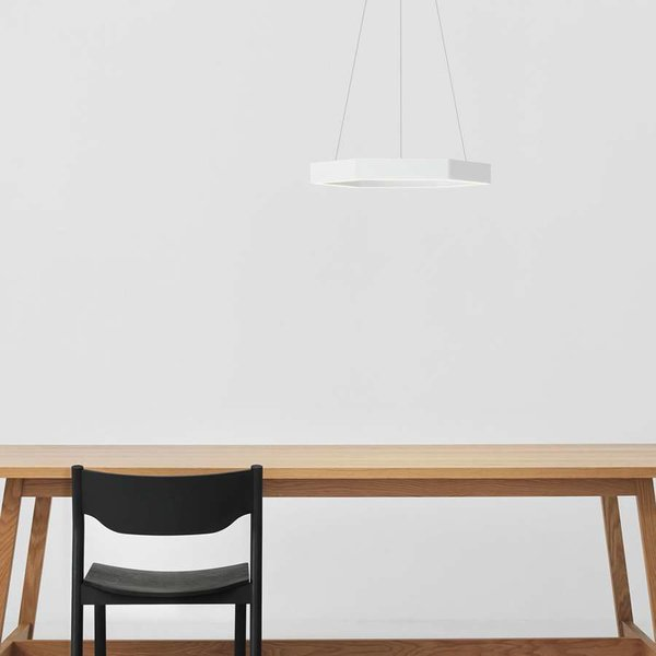 Hex Pendant Light from Resident