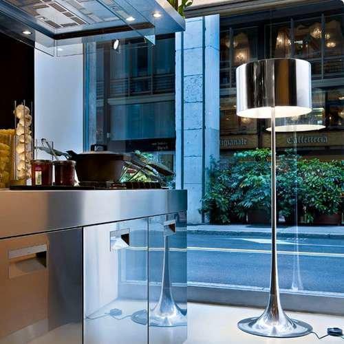Spun Light F Floor Lamp from FLOS Lighting