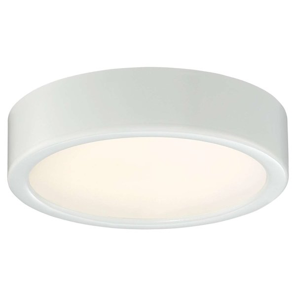 LED Flush Mount Ceiling Light from George Kovacs