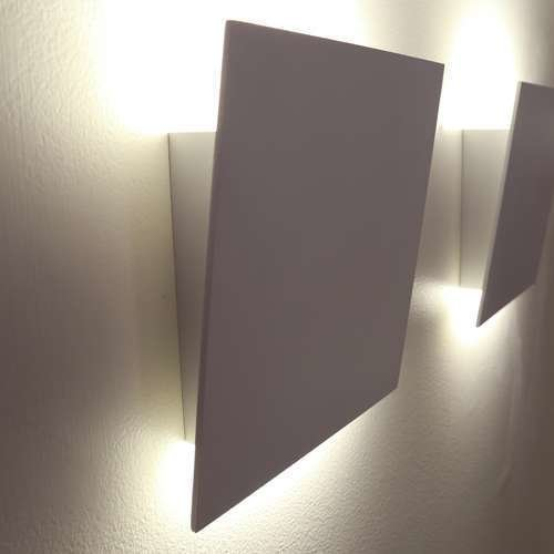 Angled Plane LED Wall Sconce from SONNEMAN