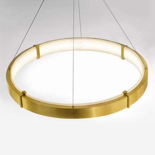 Aura Pendant Light from Ridgely Studio Works