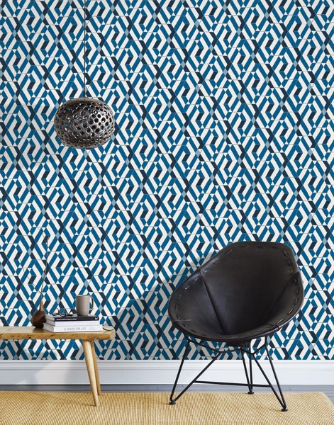 """We partnered with Hygge & West to produce a collection of modern artisan wallpaper that's screenprinted by hand in Chicago, IL. Heath designed wallpaper that combines a clean graphical style with hand-drawn lines in a palette inspired by our glazes in four patterns in four colorways: Arcade, Quilt, Slice, and Strike.brbrShop the collection here: http://www.heathceramics.com/wallpaper brbr#heath<span> <a href=""""/discover/heathceramics"""" target=""""_blank"""">#heathceramics</a></span><span> <a href=""""/discover/heathxhyggeandwest"""" target=""""_blank"""">#heathxhyggeandwest</a></span><span> <a href=""""/discover/wallpaper"""" target=""""_blank"""">#wallpaper</a></span><span> <a href=""""/discover/color"""" target=""""_blank"""">#color</a></span><span> <a href=""""/discover/handdrawnlines"""" target=""""_blank"""">#handdrawnlines</a></span><span> <a href=""""/discover/blue"""" target=""""_blank"""">#blue</a></span><span> <a href=""""/discover/quilt"""" target=""""_blank"""">#quilt</a></span>"""