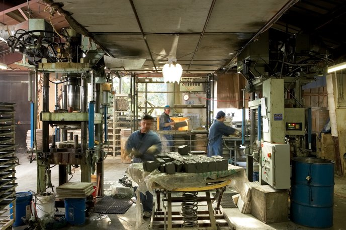 See how we make our dinnerware.