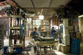 Sausalito Dinnerware Factory Tour - Photo 2 of 35 - See how we make our dinnerware.