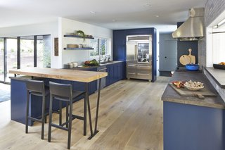 Home Tour: Atlanta Chef Kevin Gillespie - Photo 8 of 15 - Madrid stools
