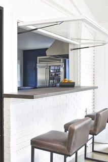 Home Tour: Atlanta Chef Kevin Gillespie - Photo 10 of 15 - Lira stools