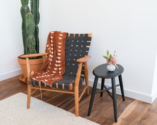 Home Tour: Theron Humphrey of This Wild Idea - Photo 5 of 11 - Ira lounge chair