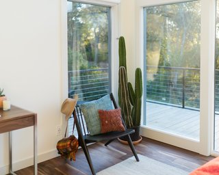 Home Tour: Theron Humphrey of This Wild Idea - Photo 11 of 11 - Oskar lounge chair