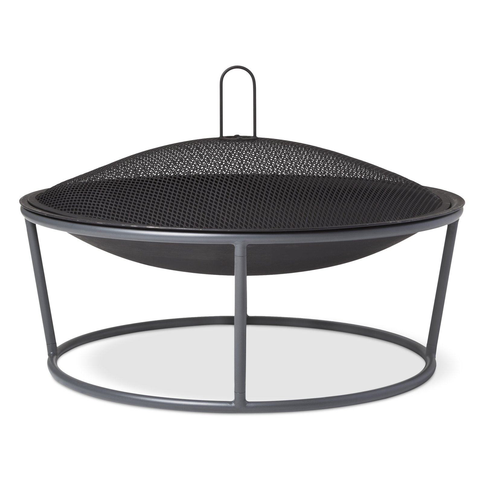 Firebowl, $89.99; designed by Chris Deam and Nick Dine for Modern by Dwell Magazine for Target  Modern by Dwell Magazine: Outdoor Collection - Photo 3 of 17
