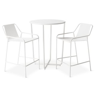 Modern by Dwell Magazine: Outdoor Collection - Photo 7 of 16 - 3-Piece Bar Bistro Set, $299.99; designed by Chris Deam and Nick Dine for Modern by Dwell Magazine for Target
