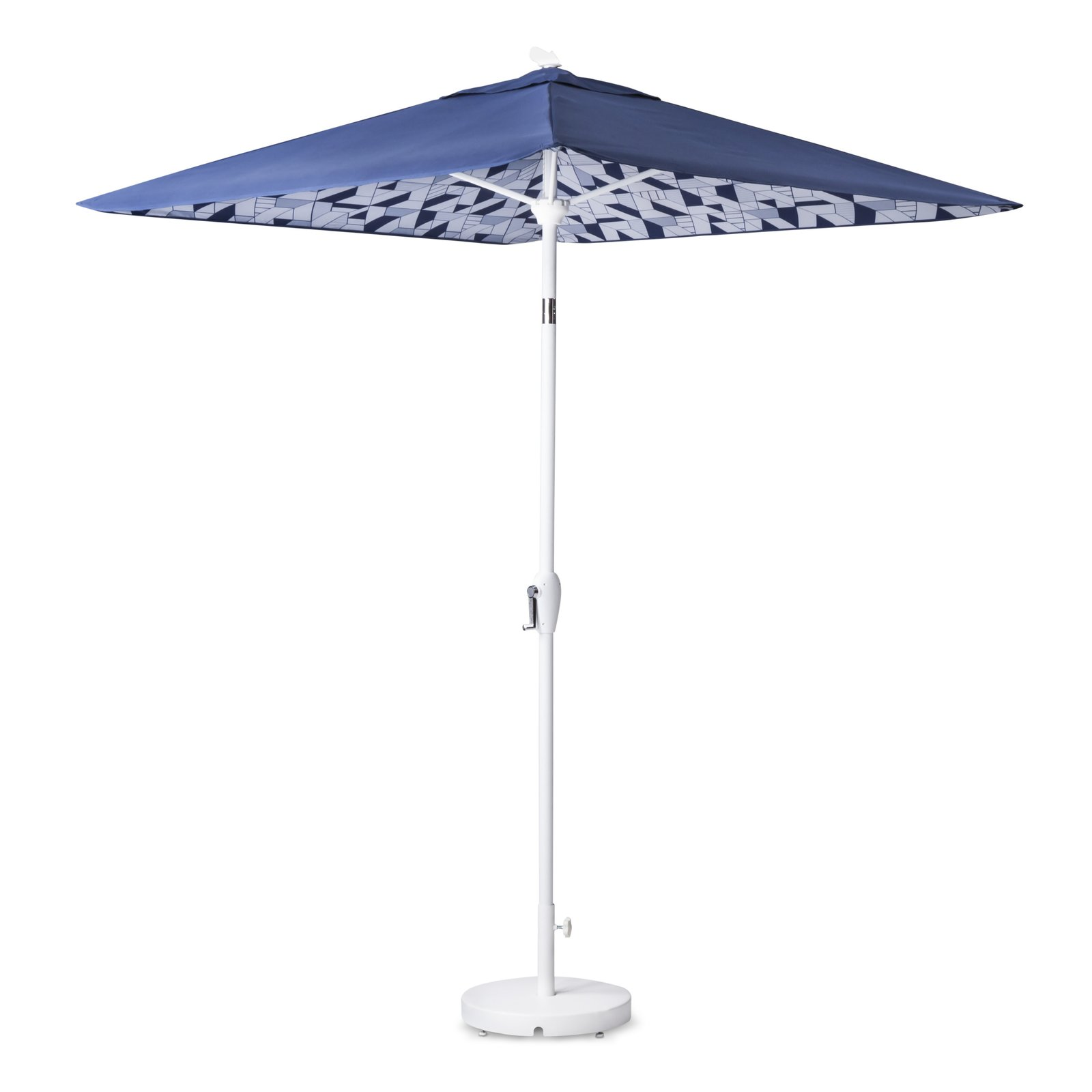 Umbrella, $119.99; Base, $49.99; designed by Chris Deam and Nick Dine for Modern by Dwell Magazine for Target  Modern by Dwell Magazine: Outdoor Collection - Photo 6 of 17