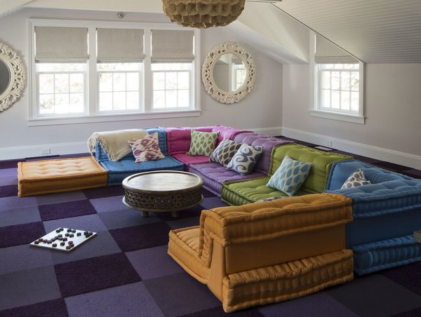 Adding Color to a New York Beach House - Photo 1 of 4 -