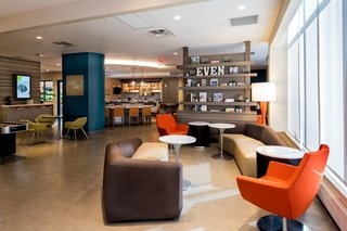 Clear Glass Pendant Lights Add Modern Touch to Even Hotel - Photo 4 of 4 -