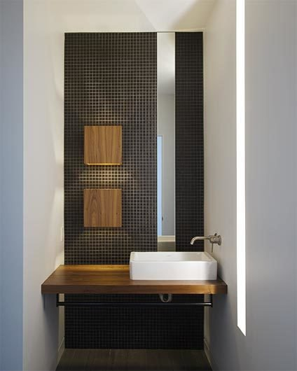 #interior #bathroom #tile #kansascity #baulinderhaus #hufft  Photo credit by Mike Sinclair