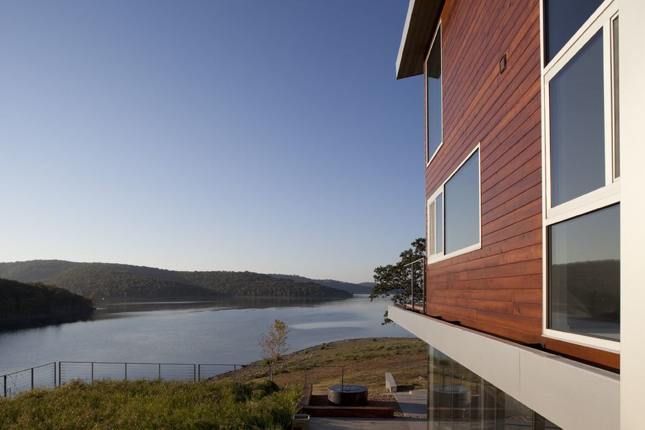Postcard House by Hufft