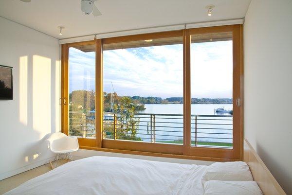 2nd floor bedroom Photo 9 of Chesapeake Bay House modern home