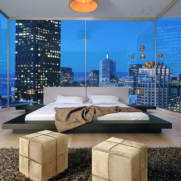 Worth Bed from Modloft