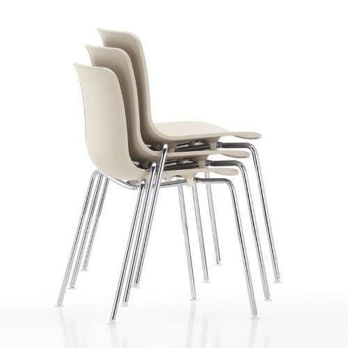 HAL Chair with Tube Legs Stackable from Vitra