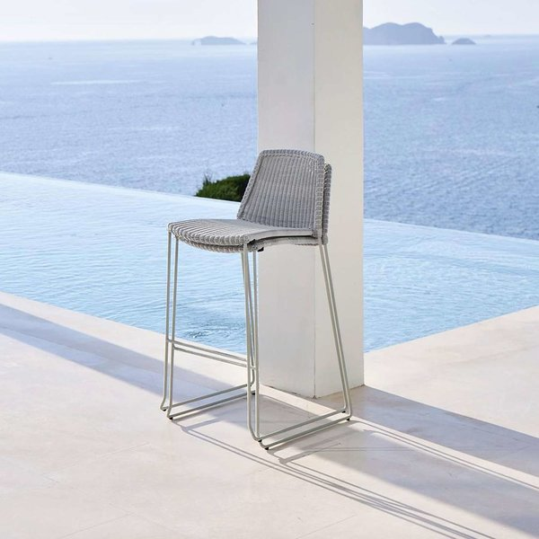Breeze Bar Chair from Cane-line