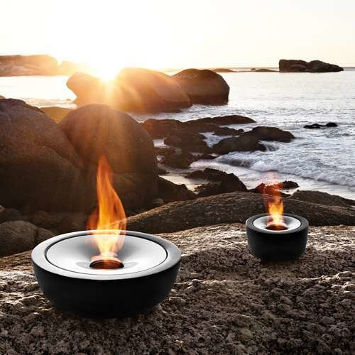 Fuoco Tabletop Gel Firepit from blomus