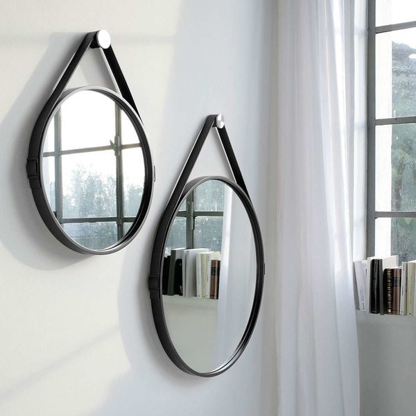 George Mirror, 24-Inch from Modloft