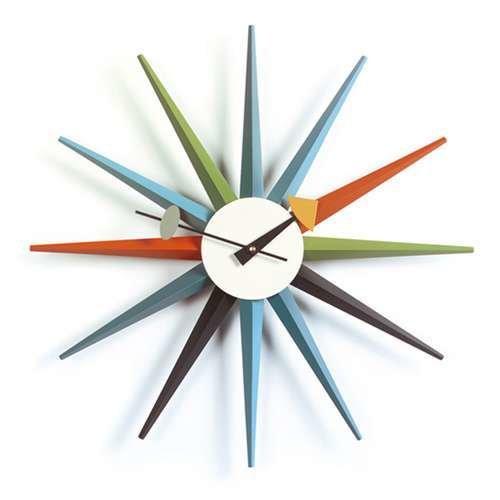 Sunburst Clock from Vitra