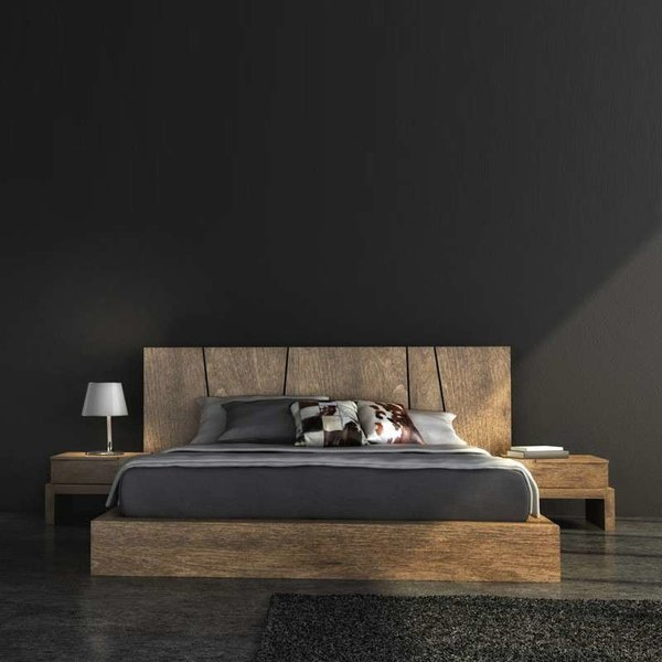 SILK Storage Bed King from Huppe