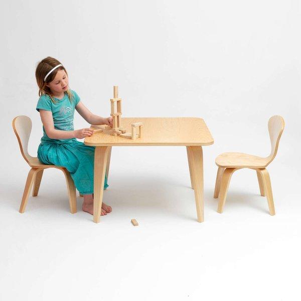Cherner Children's 30-Inch Table from Cherner