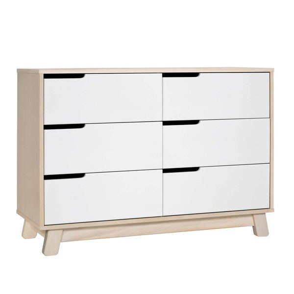 Hudson 6-Drawer Double Dresser from Babyletto
