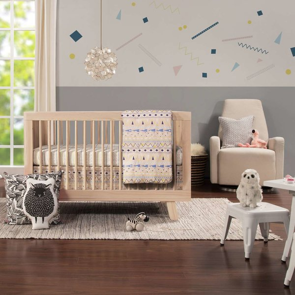 Hudson 3-In-1 Convertible Crib from Babyletto