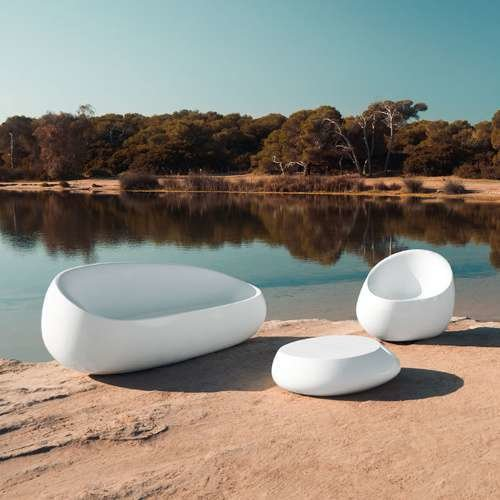 Stone Table from Vondom